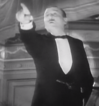 Mr. Memory in The 39 Steps (1935)